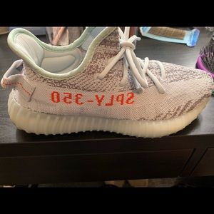 f1bcac9a8 Yeezy Shoes - yeezy boost 350 V2  blue tint  size 7
